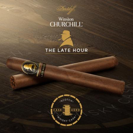 Winston Churchill 'The Late Hour' Robusto