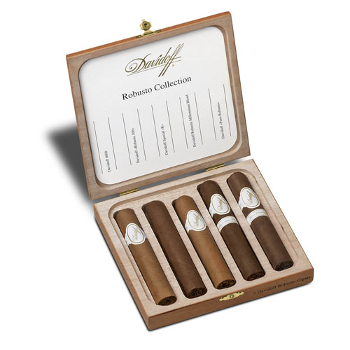 5 Robusto Cigar Assortment Collection