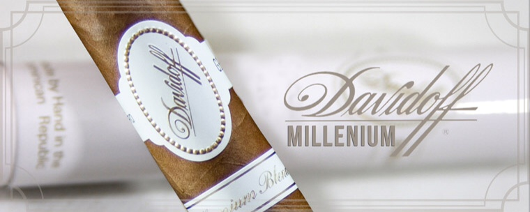 Millennium Blend Assortment Box of 4 Cigars