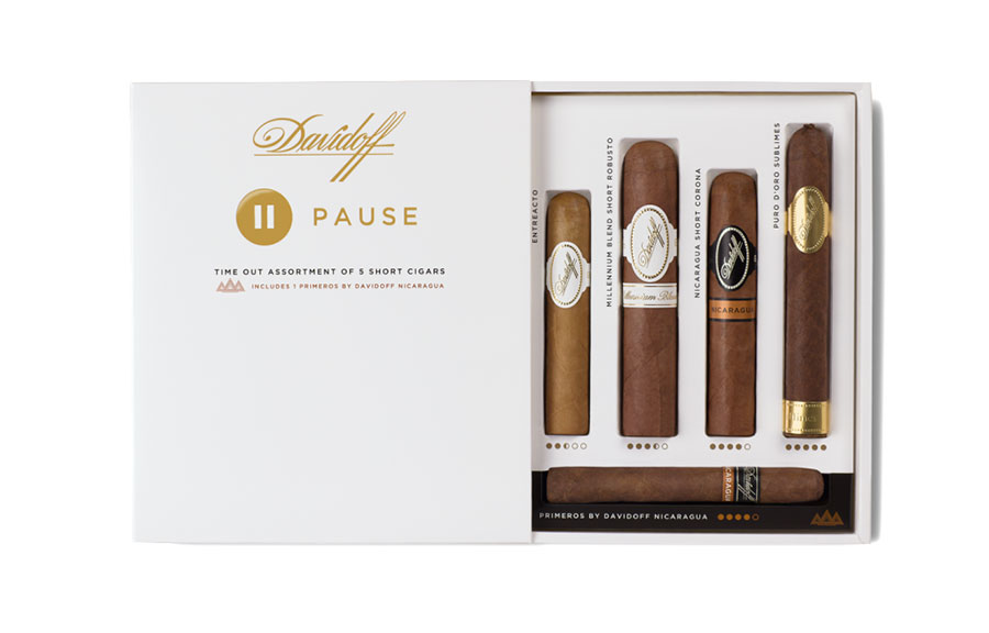 Pause Assortment of 5 cigars