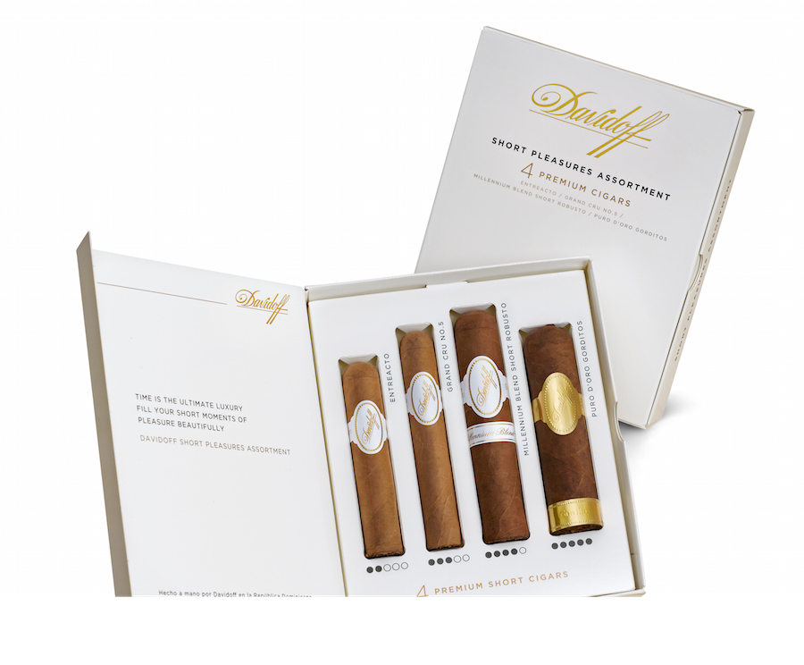 Short Pleasures Assortment of 4 cigars