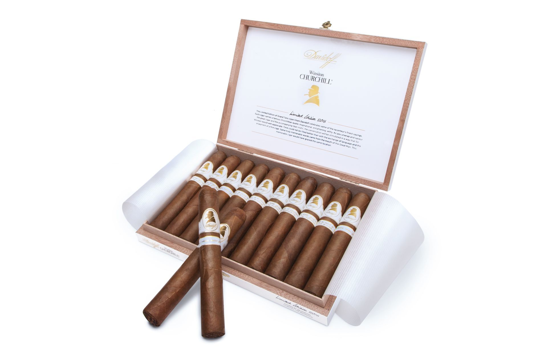 Winston Churchill Limited Edition 2016 - Boxes