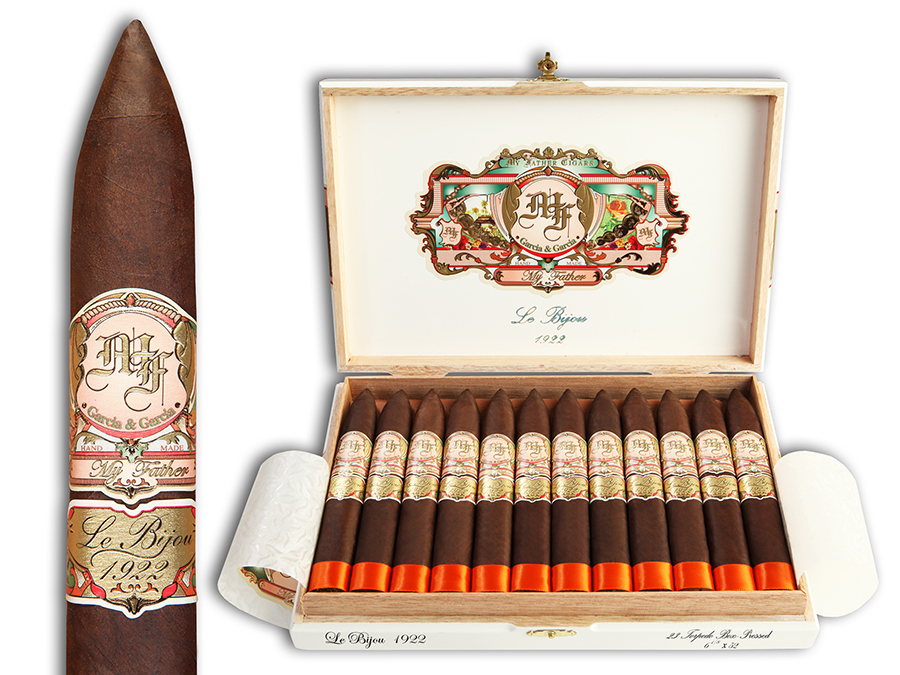 My Father Le Bijou (2015 Cigar of the Year) Petit Robusto
