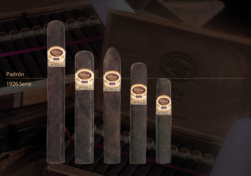 1926 SERIES: Maduro and Natural No.2