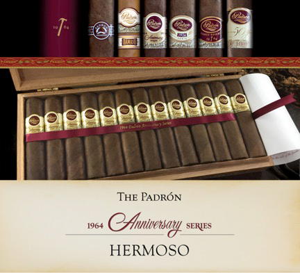 PADRON SERIES: The New Padron 1964 Anniversary Hermoso