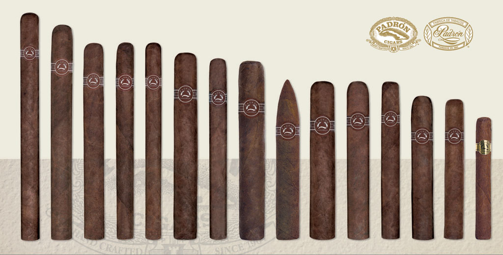 PADRON SERIES: Maduro and Natural Ambassador